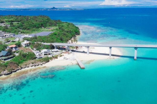 沖縄 離島 橋