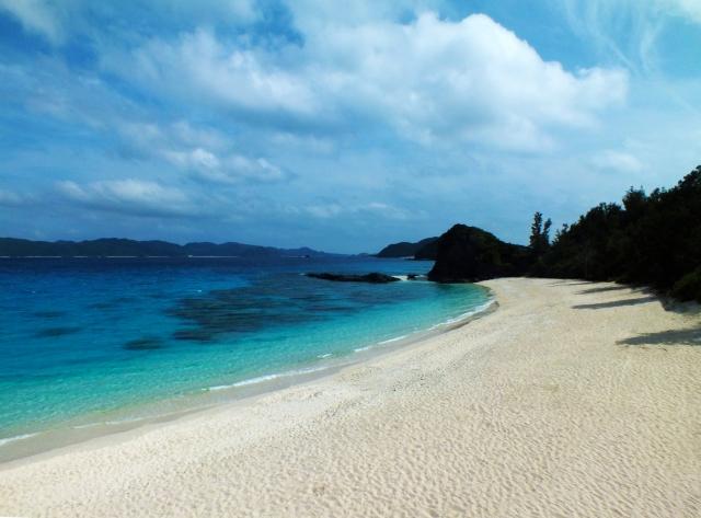 阿波連岬ビーチ