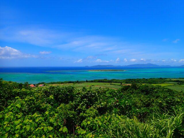 小浜島 景観